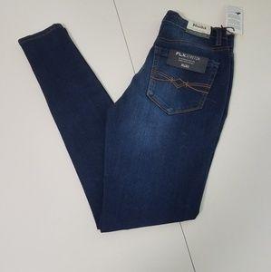 Mudd high rise legging jeans flex stretch